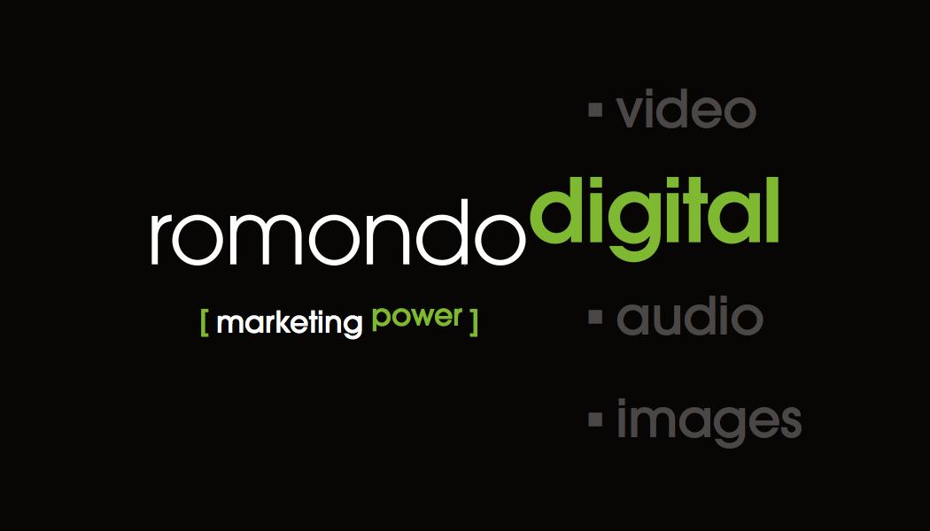 romondo digital business card back image